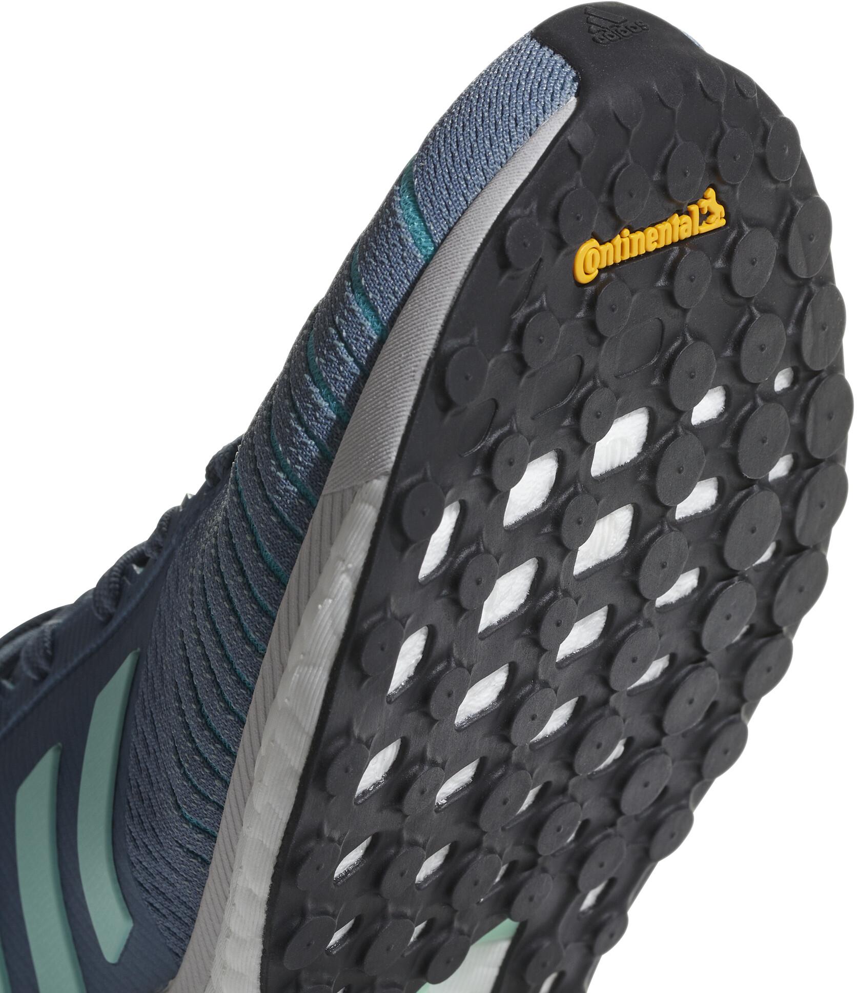 huge discount 8ce0d 0d5ba adidas SolarGlide Naiset Juoksukengät , sininen valkoinen